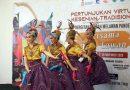 KPC-PEN dan Kominfo Gelar Pertunjukan Kesenian Tradisional di Paser