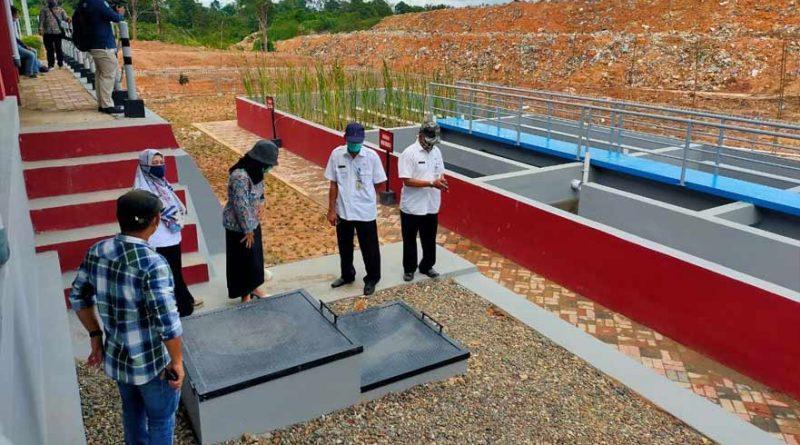DLH Paser Terima Bantuan Instalasi Pengolah Tinja senilai Rp6 Miliar