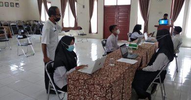 Empat Desa di Kecamatan Muara Komam Seleksi Perangkat Desa