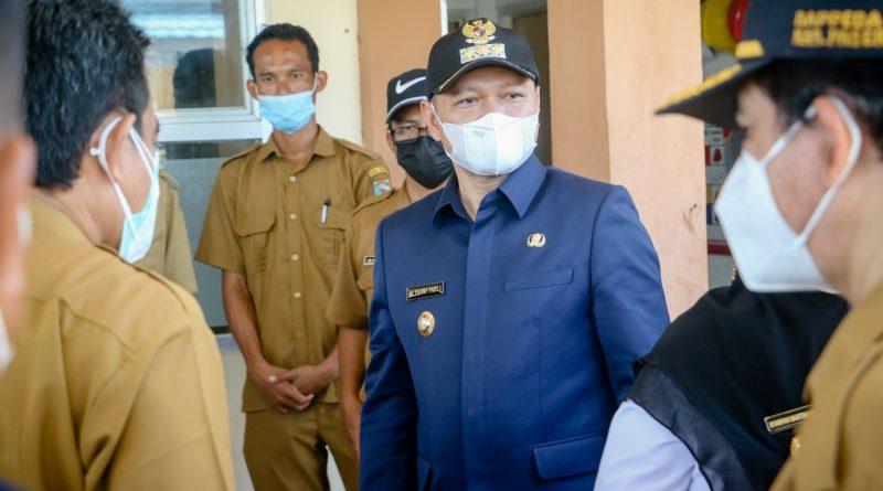 Pemkab Paser Alokasikan Perbaikan Jalan Tanjung Aru-Ipi Senilai Rp2,2 Miliar