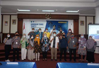 Kepala DKISP Paser Minta OPD Partisipasi Ikuti Bimtek Smart City Tahap 3