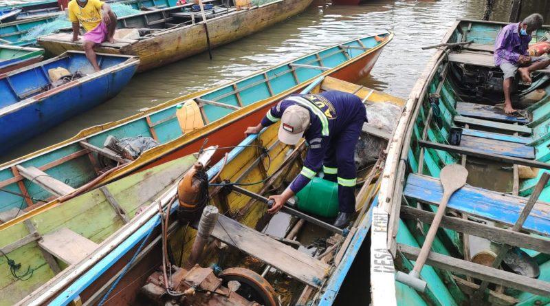 Legalitas Nelayan, 75 Kapal di Paser Terima Pas Kecil